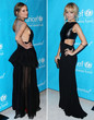 Diane Kruger y Nicole Richie en el &quot;Unicef Ball 2011&quot;