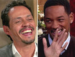 Marc Anthony y Will Smith han demostrado que no existe ningún tipo de enemistad ni rencor entre ellos