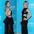 "Diane Kruger y Nicole Richie en el ""Unicef Ball 2011"""