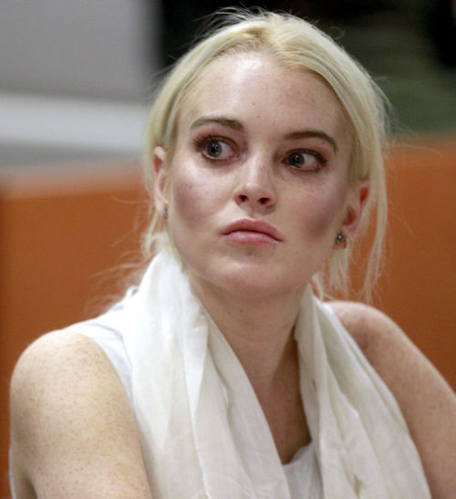 Lindsay Lohan - Lindsay Lohan parece ser adicta a los problemas con la ley - Ahora ha trascendido que evad&#xED;a impuestos