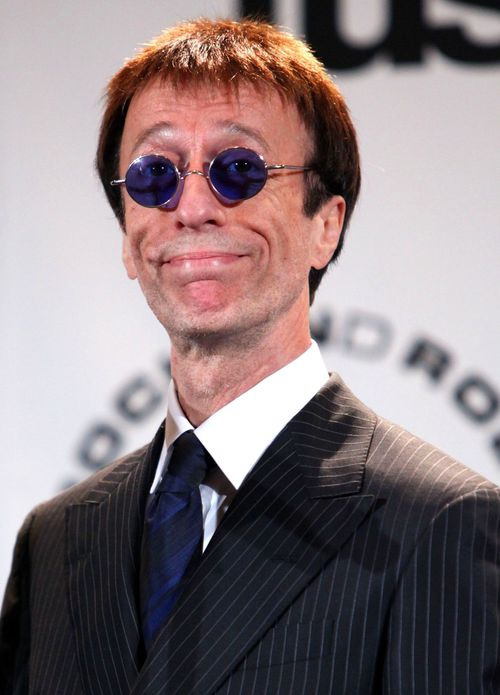 Robin Gibb - Falleci&#xF3; Robin Gibb, l&#xED;der de los Bee Gees
