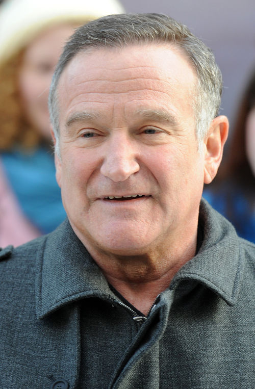 Robert Williams (actor) Robin Williams Robert De Niro